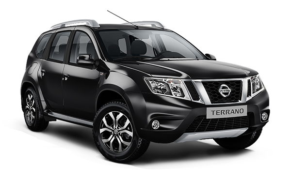 Nissan Terrano B 1